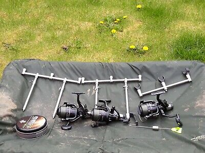 Used Carp Fishing Set Up In Very Good Condition  • 950£