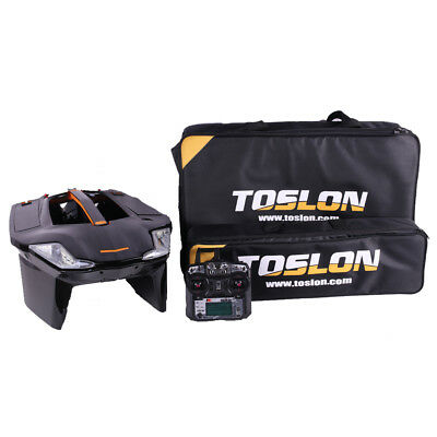 Toslon X Boat 730 Black NEW Carp Fishing Bait Boat 5kg Capacity Baitboat • 1,299.99£