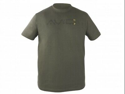 Avid Green T Shirt *All Sizes* NEW Carp Fishing T Shirt • 14.99£