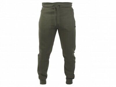 Avid Green Joggers *All Sizes* NEW Carp Fishing Jogging Bottoms • 29.99£
