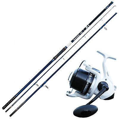 KP3941 Surfcasting Kit Fishing Rod Saiko A1 420 250 Gr + Hummer Reel • 106.25£