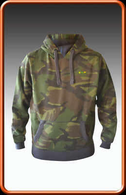 ESP Camo Hoody *All Sizes* NEW Carp Fishing Clothing Hoodies  • 39.95£