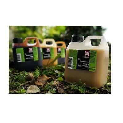 CC Moore Response + Bait Booster *All Flavours* Fishing Bait Liquid 1 Litre NEW  • 14.99£