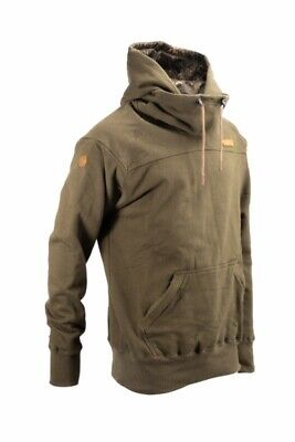 Nash ZT Snood Hoody *All Sizes* Fishing Clothing Green Hoodie NEW • 79.99£