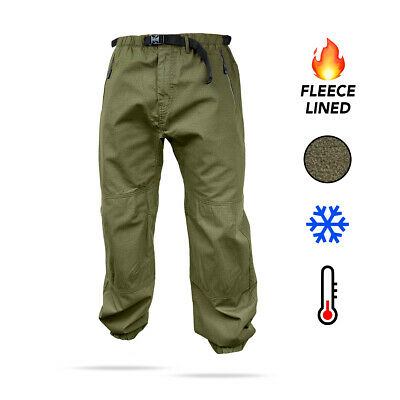Fortis Trail Pant Lined Trousers *All Sizes* NEW Fishing Fleece Lined Trousers  • 64.99£