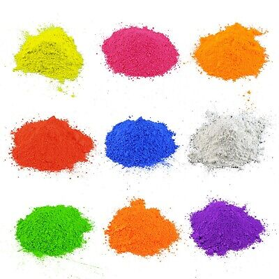 Spotted Fin - Bait Making Dyes For Boilie Rolling - Fluro Colours 50g • 5.99£