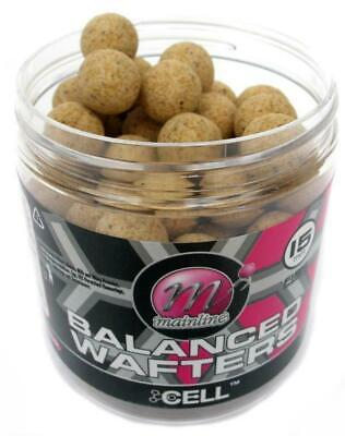 Mainline Balanced Wafters Cell * 12mm * 15mm * 18mm * Carp Coarse Fishing * • 6.99£