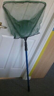 Collapsible Landing Net With Telescopic Handle • 7.99£
