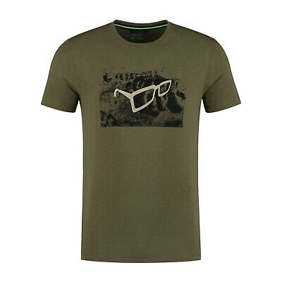Korda LE Scaley Front Tee NEW Carp Fishing Clothing *All Sizes*  • 19.99£