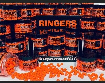RINGERS NEW CHOCOLATE ORANGE 10mm SLIMS , WAFTERS , NEW RELEASE • 7.95£