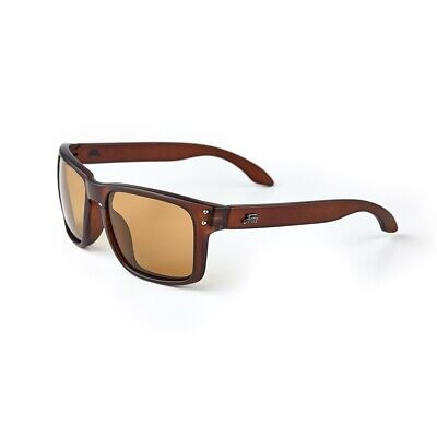 Fortis Bays Brown Switch Polarised Sunglasses NEW Fishing Sunglasses - BY007 • 44.99£