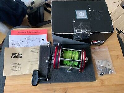 Beautiful Condition Abu Ambassadeur 7000 Fishing Reel Boxed With Clamp Etc.... • 69.99£