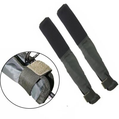 NGT Carp Fishing Rod Tip & Butt Protectors Neoprene Green 1,2,3,4,5,6,7,8 Pairs • 11.95£