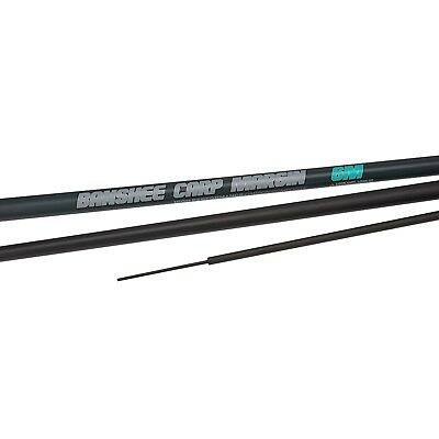 Banshee NEW 6 Metre Fishing Margin Pole Elastic Rating 16-20 • 29.99£