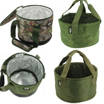 Groundbait Bowl Bait Bin Bucket For Boilies Method Mix Carp Coarse Fishing NGT • 13.26£