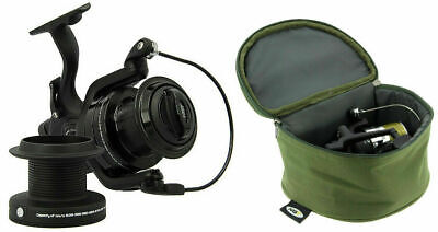 NGT Dynamic 7000 10BB Carp Runner Reel With Case As Option • 34.90£