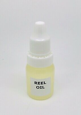 Fishing Reel Maintenance Oil (BANTAM EQUIVALENT) (Bin78) • 4.99£