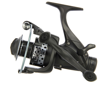 NGT XPR 4000 Carp Fishing Bait Runner Reel 10BB Deluxe Twin Handle • 24.95£