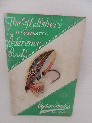 Ogden Smith The Flyfishers Illustrated Reference Book / Fly & Hook Guide. • 11.50£