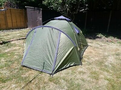 Scotwild Easy Up 2 Skin Bivvy Quick Erect Tent Rrp £149.99 • 47£