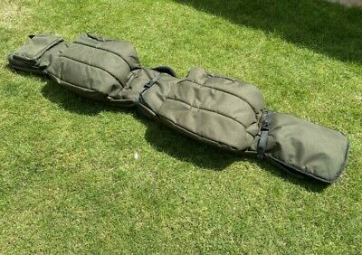 Daiwa Infinity 12ft Rod Holdall Takes 6 Made Up 3 Down For Carp Fishing • 19£