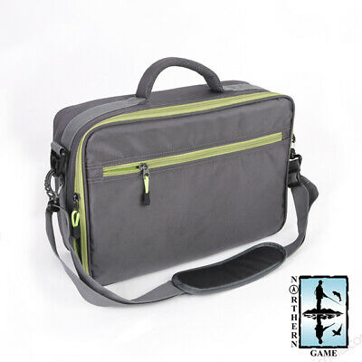 Northern Game Fishing Reel Case And Fishing Gear Bag In Green - NEW • 24.99£