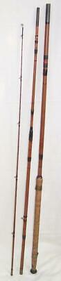 'THE LIGHTWEIGHT THAMES STYLE' 3pc HARDY BROS ROD. • 15£