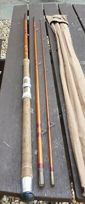 A Rare Vintage Sportex The Superb 11ft Svon Style Float Rod In Correct Bag 1960s • 14.99£