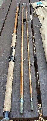A Vintage Sealey Octofloat Deluxe 11ft Avon Style Rod To Use Or Restore • 38£