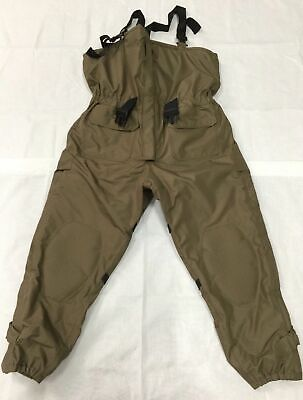 Upper Deck Crew Suit Swimmers Immersion Siopor Trousers Salopettes -  Medium New • 60£