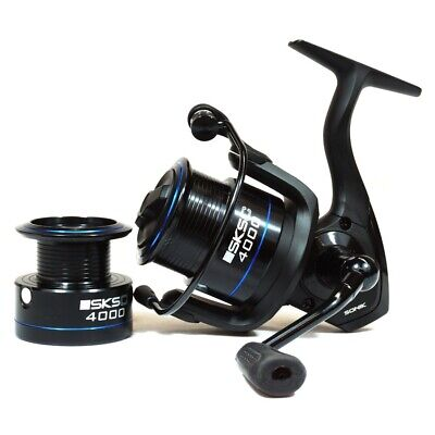 Sonik SKSC Commercial Reel Float Or Feeder Fishing 3000 *Next Day Delivery* • 36.90£