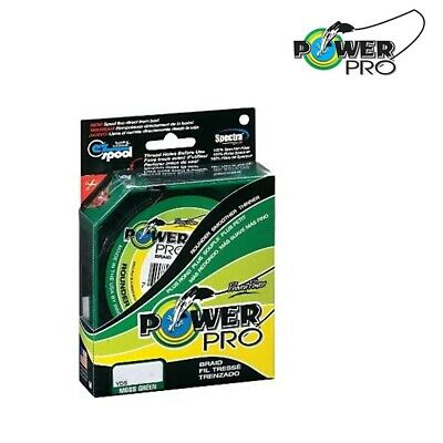 Shimano Power Pro Fishing Braid Moss Green 135m Different Sizes  • 15.99£