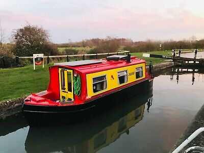 25ft Narrowboat  • 13,500£
