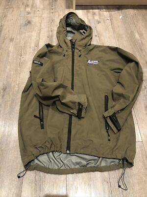 Aqua Force 12 Fishing Jacket Xl , Union Jack • 38£