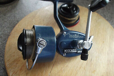 Mitchell 440A Match Vintage Reel VGC • 37£