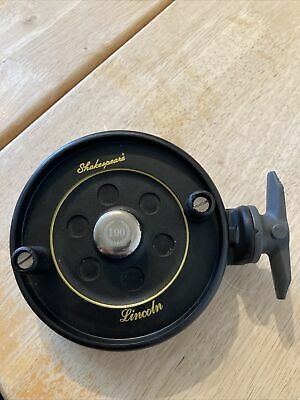 Shakespeare Lincoln Side Cast Centrepin Trotting Fishing Reel • 15.50£