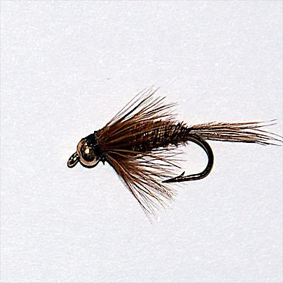 PHEASANT TAIL GOLD HEAD NYMPH Trout & Grayling Fly Fishing Flies Dragonflies     • 5.58£