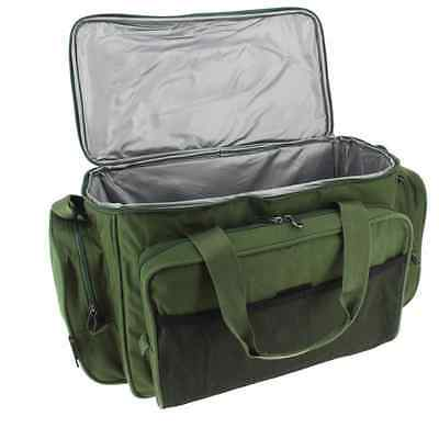NGT Fishing Carryall Insulated Tackle Bag NGT Holdall Padded Carp  • 18.65£