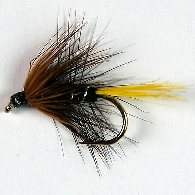 12 Kate McLaren Wet Fly Fishing Trout Flies Various Options By Dragonflies   • 5.41£