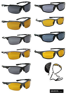 Special Clearance Offer Daiwa Pro Polarised Sunglasses - Choice Of Styles • 14.99£