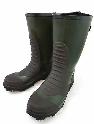 Bison Bearclaw Studded Wellington Shore Field Boots Sz 9-11 • 39.99£