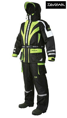 New Daiwa Crossflow Pro Breathable 2pc Flotation Suit All Sizes Available • 199.99£