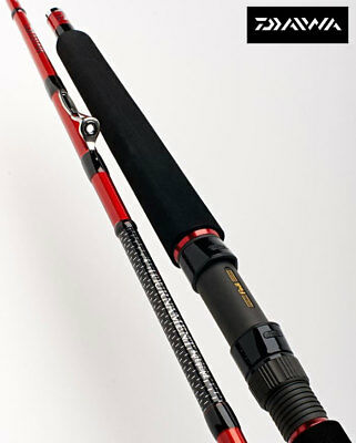 New Daiwa Tournament Interline Boat Fishing Rod 7' - All Models Available • 154.99£