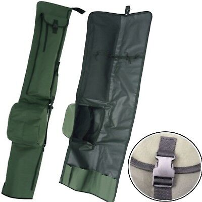 Rod Bag Holdall Carp Coarse Fishing Tackle 2 + 2 ECO By NGT For 12ft Rods • 19.95£