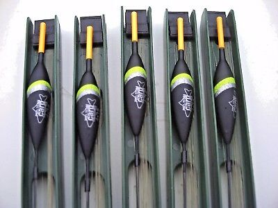 5 X Pro Team Carp Special Pole Rigs.(6) Size 14 Barbless.Ideal For Commercials. • 6.75£