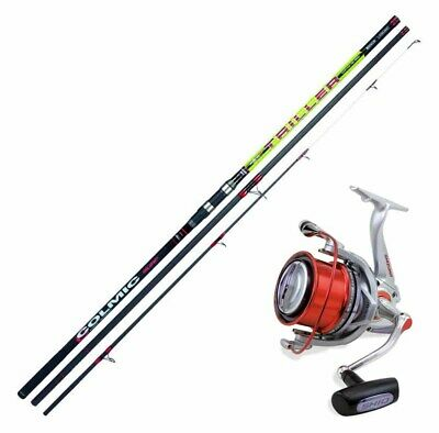 KP3182 Surfcasting Fishing Kit Colmic Rod Triller 420 + SK10 8000 Reel • 133.51£