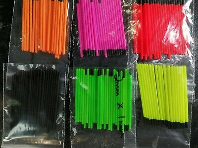 Hollow Pole Float Tips 1.5mm (Pole Float Making Materials) • 2.70£