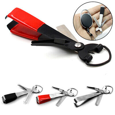 Fishing Quick Knot Tool Fast Tie Nail Knotter  Line Cutter Clipper Nipper Hook~ • 5.31£