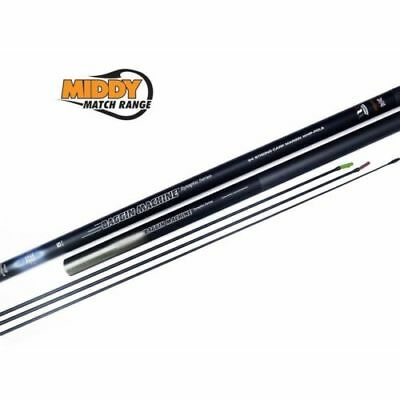 MIDDY BAGGIN' MACHINE 5.5m  READY TO FISH WHIP / POLE  3 X TOPS  2 X ELASTICATED • 34.99£