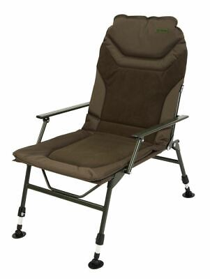 Daiwa Mission Deluxe Specialist Chair Dmdsc1 Fishing Carp Chair • 54.99£